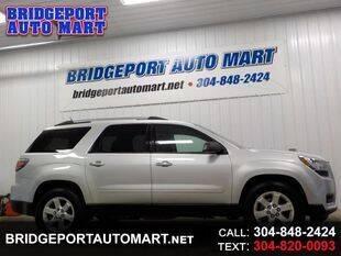 2014 GMC Acadia for sale at Bridgeport Auto Mart in Bridgeport WV