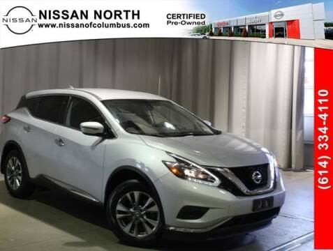 2018 Nissan Murano for sale at Auto Center of Columbus in Columbus OH