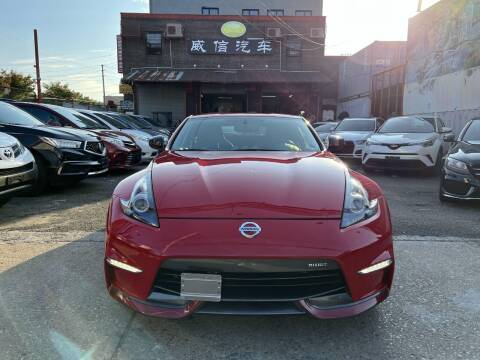 2015 Nissan 370Z for sale at TJ AUTO in Brooklyn NY