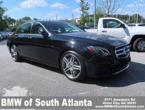 2020 Mercedes-Benz E-Class for sale at Carol Benner @ BMW of South Atlanta in Union City GA