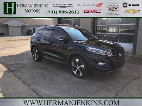 2016 Hyundai Tucson for sale at Herman Jenkins Used Cars in Union City TN