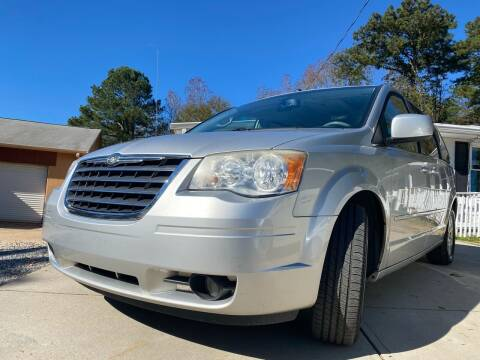 2008 Chrysler Town and Country for sale at Efficiency Auto Buyers in Milton GA