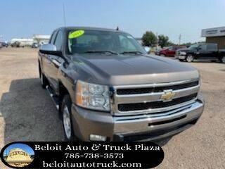 2011 Chevrolet Silverado 1500 for sale at BELOIT AUTO & TRUCK PLAZA INC in Beloit KS