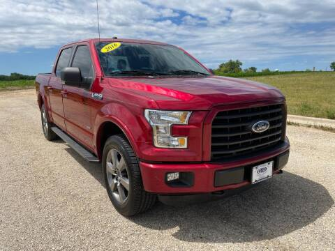 2016 Ford F-150 for sale at Alan Browne Chevy in Genoa IL