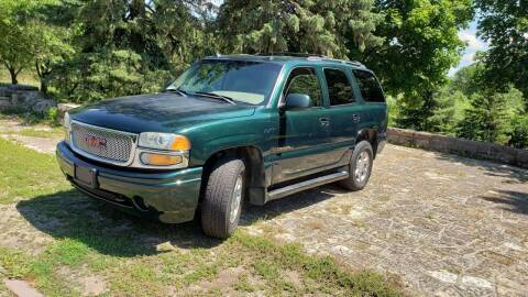 2003 GMC Yukon for sale at Twin City Auto Exchange LLC in Minneapolis MN