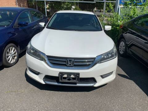 2014 Honda Accord for sale at Buy Here Pay Here Auto Sales in Newark NJ