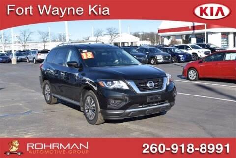 2018 Nissan Pathfinder for sale at BOB ROHRMAN FORT WAYNE TOYOTA in Fort Wayne IN