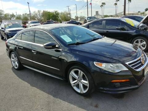 2012 Volkswagen CC for sale at Mid Valley Motors in La Feria TX