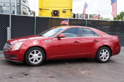 2008 Cadillac CTS for sale at MATRIX AUTO SALES INC in Miami FL