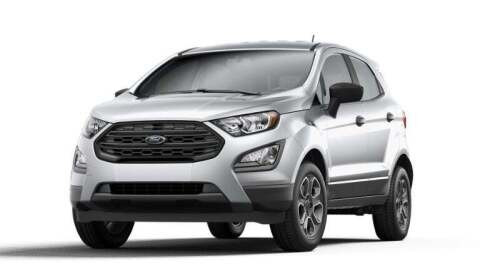 2021 Ford EcoSport for sale at McLaughlin Ford in Sumter SC