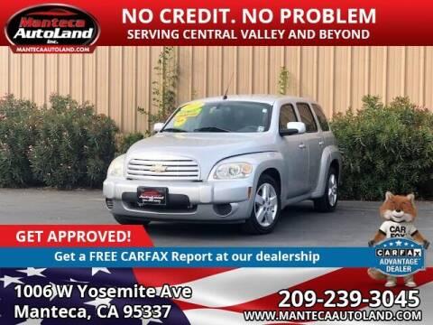 2011 Chevrolet HHR for sale at Manteca Auto Land in Manteca CA