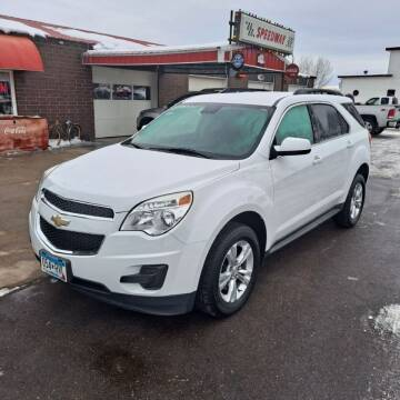 2015 Chevrolet Equinox for sale at Rum River Auto Sales in Cambridge MN
