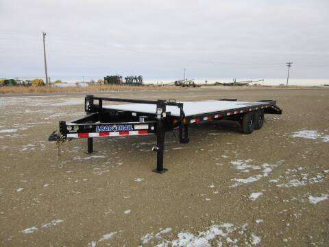 2021 Load Trail Deck Over for sale at Nore's Auto & Trailer Sales in Kenmare ND