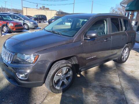 2017 Jeep Compass for sale at Auto Solutions of Rockford in Rockford IL