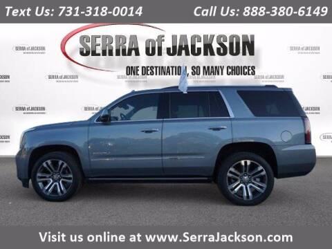 2018 GMC Yukon for sale at Serra Of Jackson in Jackson TN