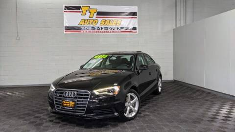 2015 Audi A3 for sale at TT Auto Sales LLC. in Boise ID