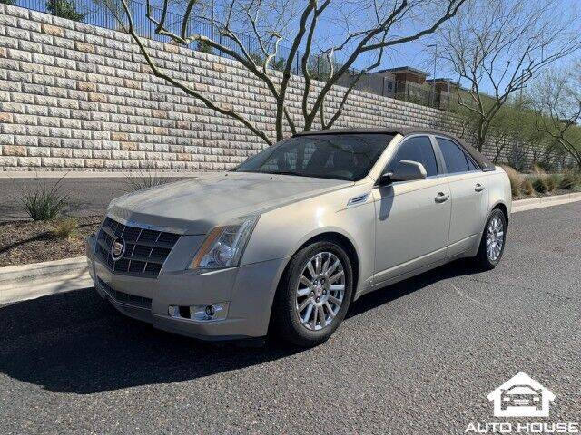 2009 Cadillac CTS for sale at AUTO HOUSE TEMPE in Tempe AZ