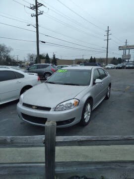 2014 Chevrolet Impala Limited for sale at D and D All American Financing in Warren MI