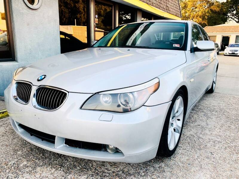2004 BMW 5 Series for sale at Auto Space LLC in Norfolk VA