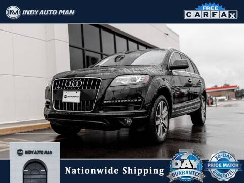 2011 Audi Q7 for sale at INDY AUTO MAN in Indianapolis IN