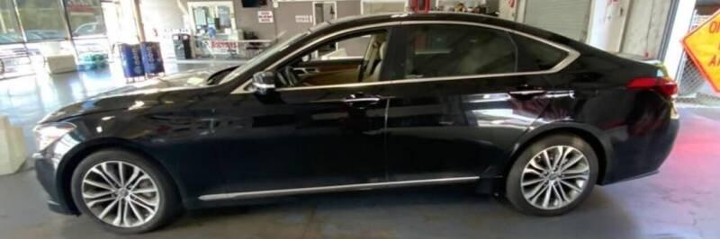 2015 Hyundai Genesis for sale at Mad Motors LLC in Gainesville GA