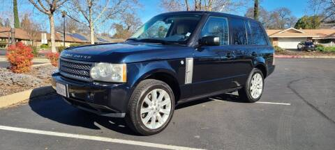 2007 Land Rover Range Rover for sale at Cars R Us in Rocklin CA