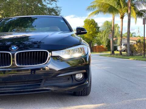 2016 BMW 3 Series for sale at HIGH PERFORMANCE MOTORS in Hollywood FL