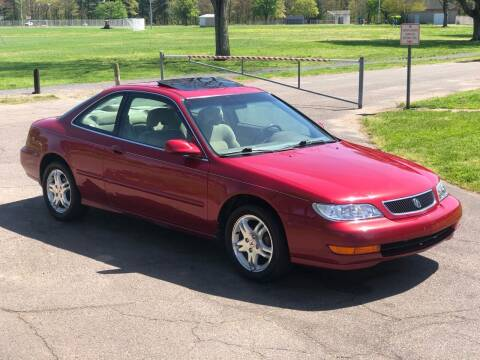 1998 Acura CL for sale at Choice Motor Car in Plainville CT