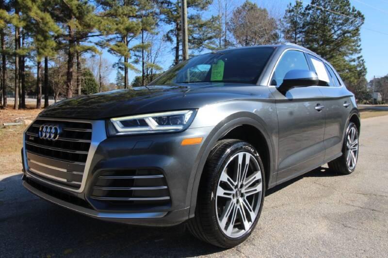 2018 Audi SQ5 for sale at Oak City Motors in Garner NC
