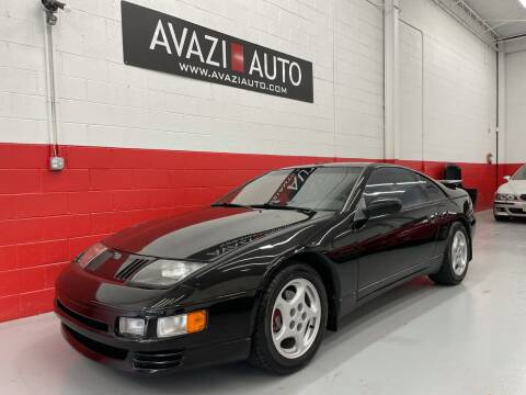 1996 Nissan 300ZX for sale at AVAZI AUTO GROUP LLC in Gaithersburg MD