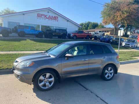 2008 Acura RDX for sale at Efkamp Auto Sales LLC in Des Moines IA