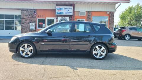 2005 Mazda MAZDA3 for sale at Twin City Motors in Grand Forks ND