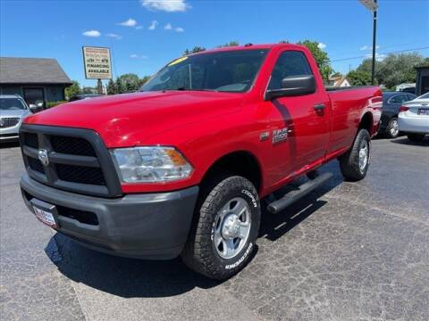 2018 RAM Ram Pickup 2500 for sale at HUFF AUTO GROUP in Jackson MI