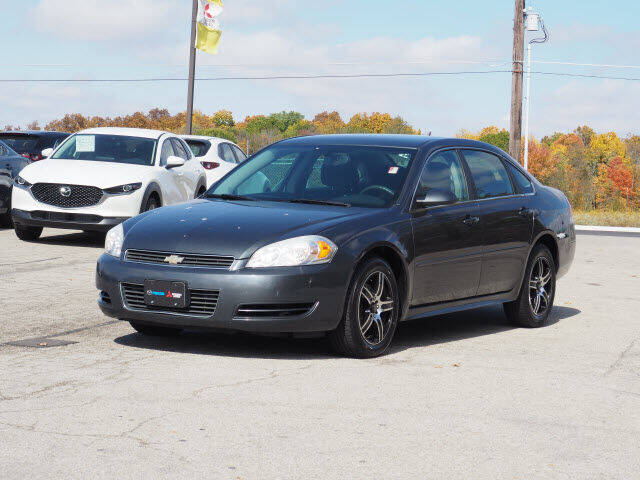 2011 Chevrolet Impala for sale at Tom Roush Budget Westfield in Westfield IN