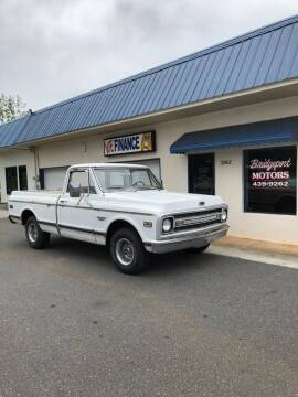 1969 Chevy CST/10 350 for sale at BRIDGEPORT MOTORS in Morganton NC