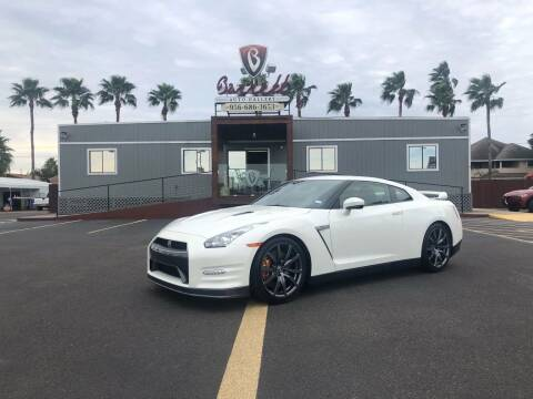 2013 Nissan GT-R for sale at Barrett Auto Gallery in San Juan TX