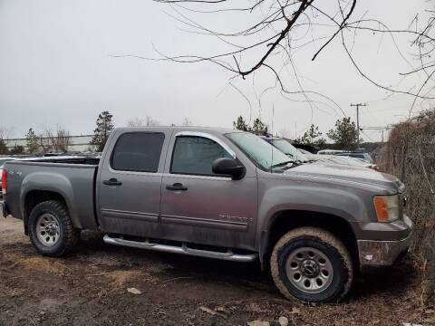 2008 GMC Sierra 1500 for sale at M & M Auto Brokers in Chantilly VA