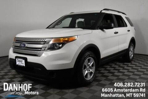 2011 Ford Explorer for sale at Danhof Motors in Manhattan MT