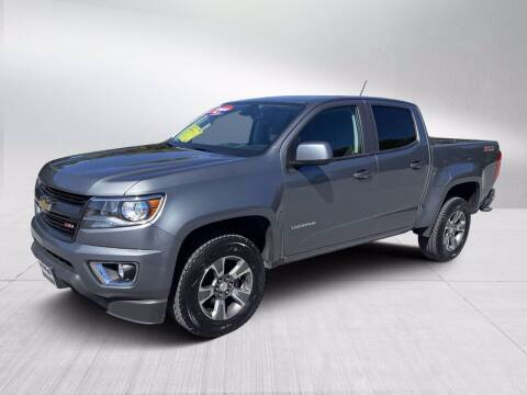 2020 Chevrolet Colorado for sale at Fitzgerald Cadillac & Chevrolet in Frederick MD
