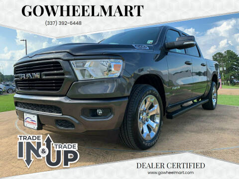 2020 RAM Ram Pickup 1500 for sale at GOWHEELMART in Leesville LA