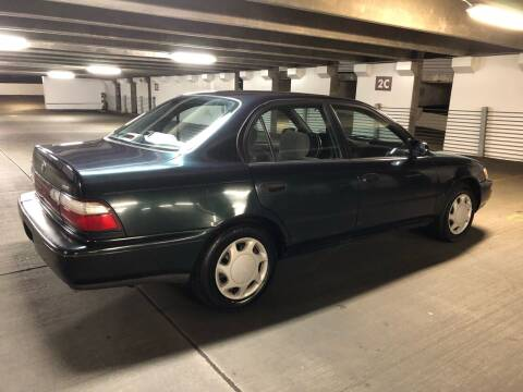1997 Toyota Corolla for sale at Rave Auto Sales in Corvallis OR