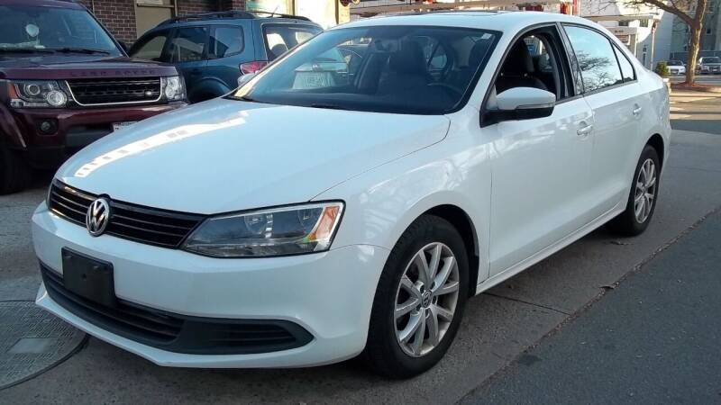 2012 Volkswagen Jetta for sale at Cypress Automart in Brookline MA