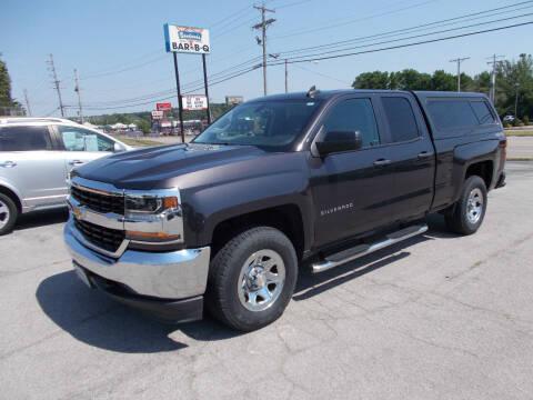2016 Chevrolet Silverado 1500 for sale at Governor Motor Co in Jefferson City MO