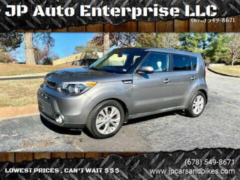 2015 Kia Soul for sale at JP Auto Enterprise LLC in Duluth GA