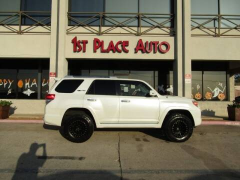 2012 Toyota 4Runner for sale at First Place Auto Ctr Inc in Watauga TX