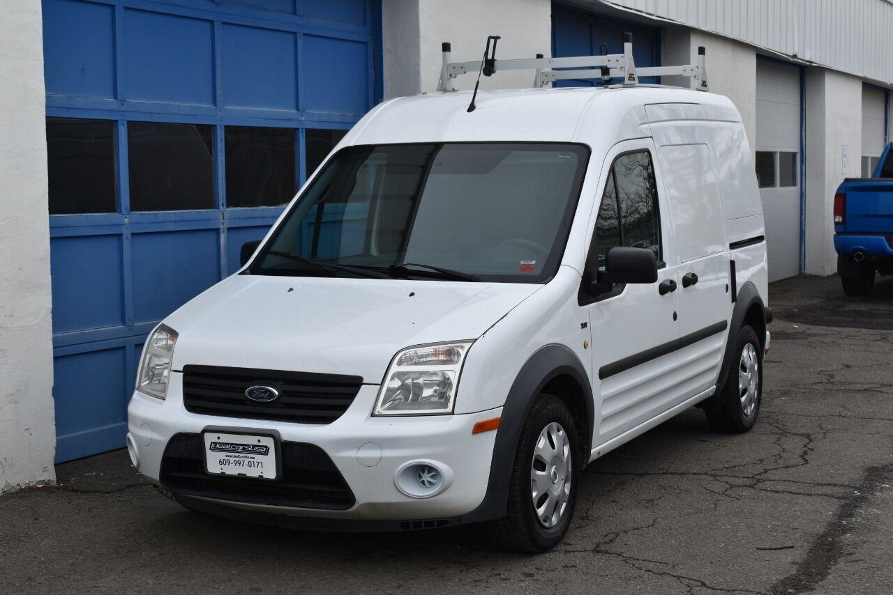 2013 Ford Transit Connect Cargo Van XLT 4dr Mini w/Rear Glass full