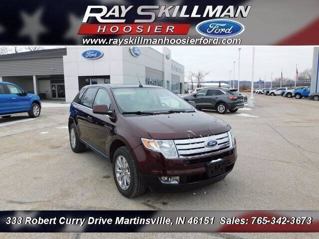 2009 Ford Edge for sale at Ray Skillman Hoosier Ford in Martinsville IN