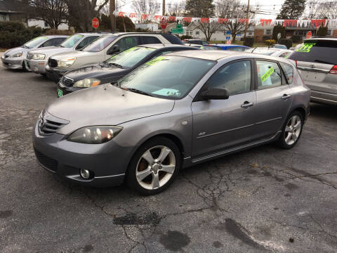 2004 Mazda MAZDA3 for sale at McNamara Auto Sales - Dover Lot in Dover PA