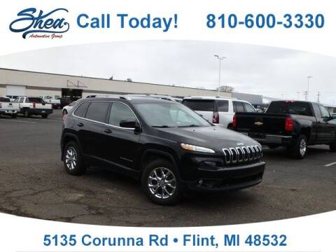 2016 Jeep Cherokee for sale at Jamie Sells Cars 810 - Linden Location in Flint MI