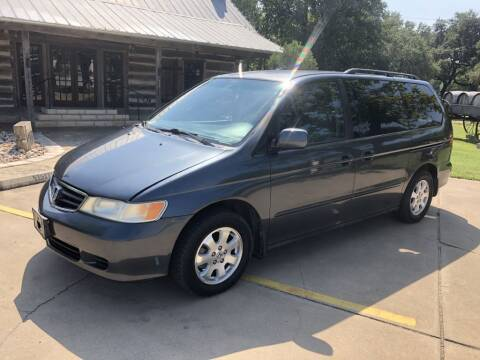 2004 Honda Odyssey for sale at Village Motors Of Salado in Salado TX